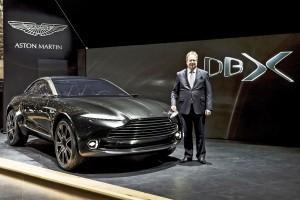 2015 Aston Martin DBX Concept 32