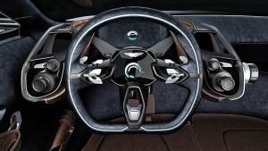 2015 Aston Martin DBX Concept 34