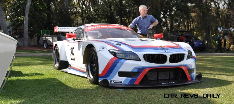2015 BMW Z4 GTLM CSL Homage Livery 1