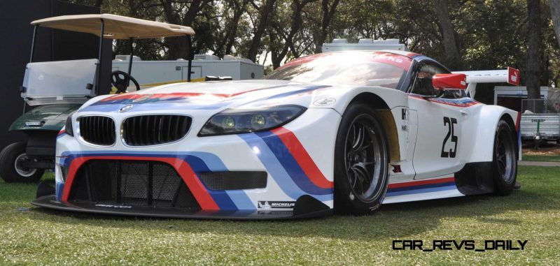 2015 BMW Z4 GTLM CSL Homage Livery 20
