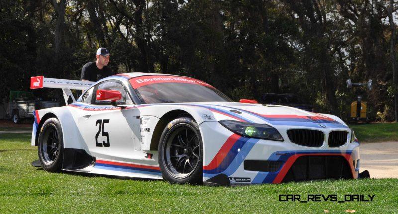 2015 BMW Z4 GTLM CSL Homage Livery 31
