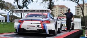 2015 BMW Z4 GTLM CSL Homage Livery 36