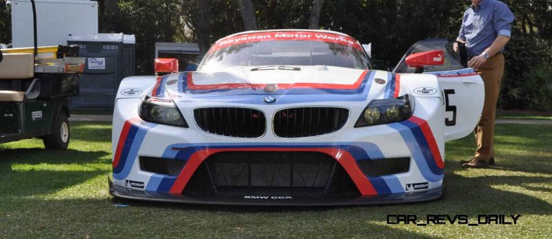 2015 BMW Z4 GTLM CSL Homage Livery 5