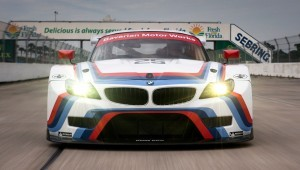 2015 BMW Z4 GTLM CSL Homage Livery Meets 1975 BMW 3