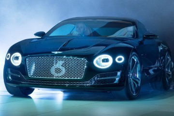 Update2 - 40 New Photos - 2015 Bentley EXP10 Speed6 Concept