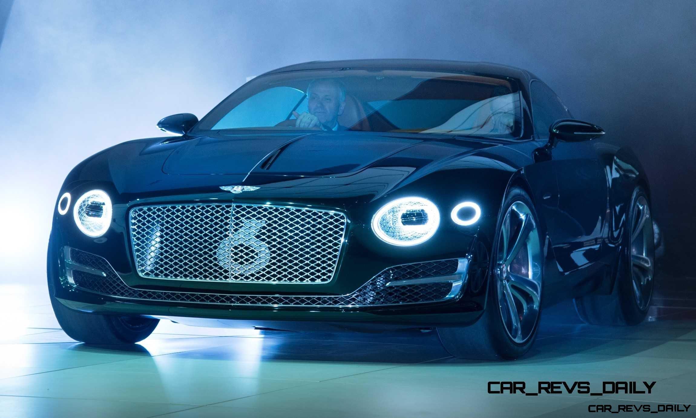 6 Seater Trucks >> 2015 Bentley EXP10 Speed6 Concept