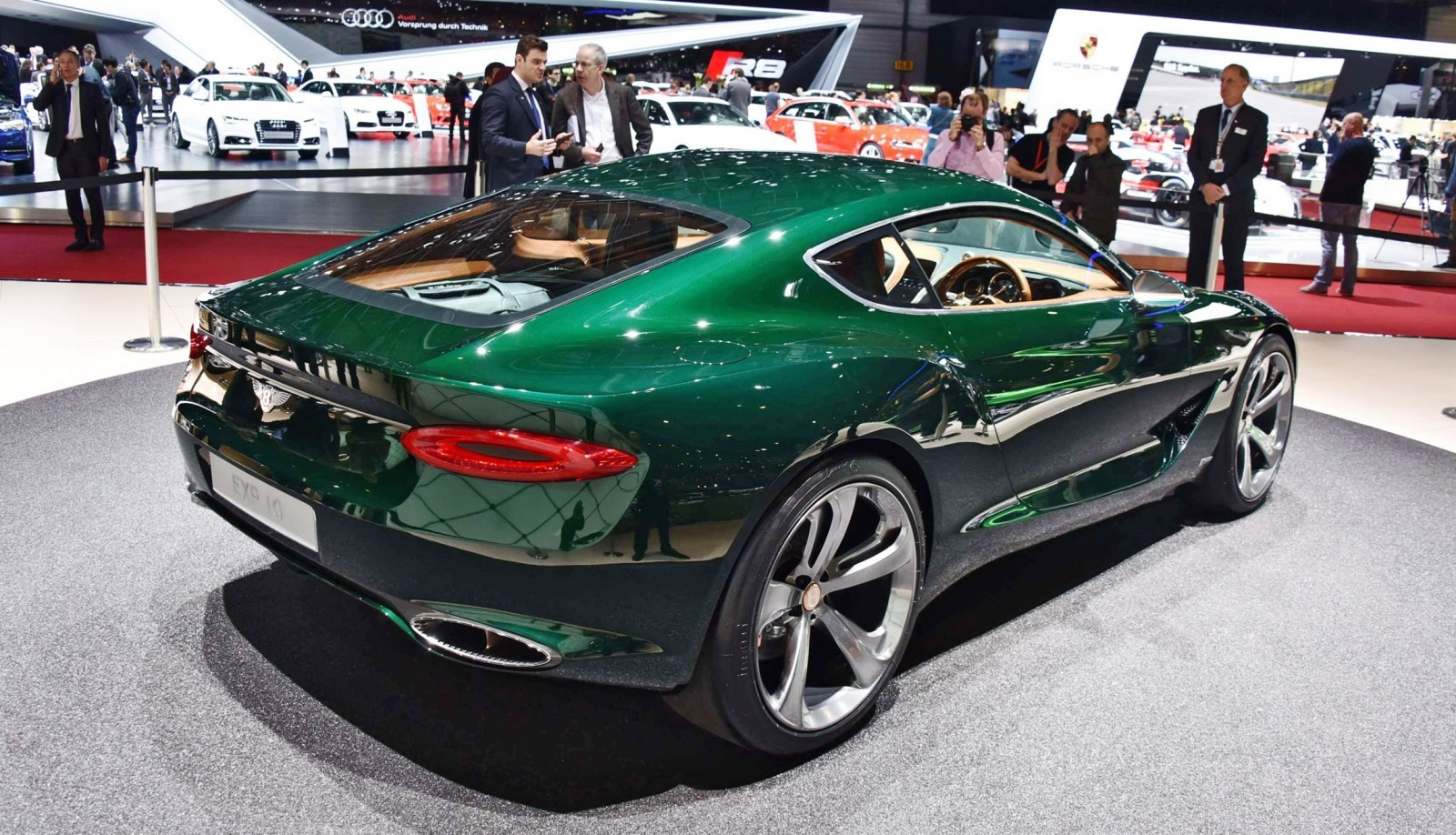 2015 Bentley EXP10 Speed6 Concept 10