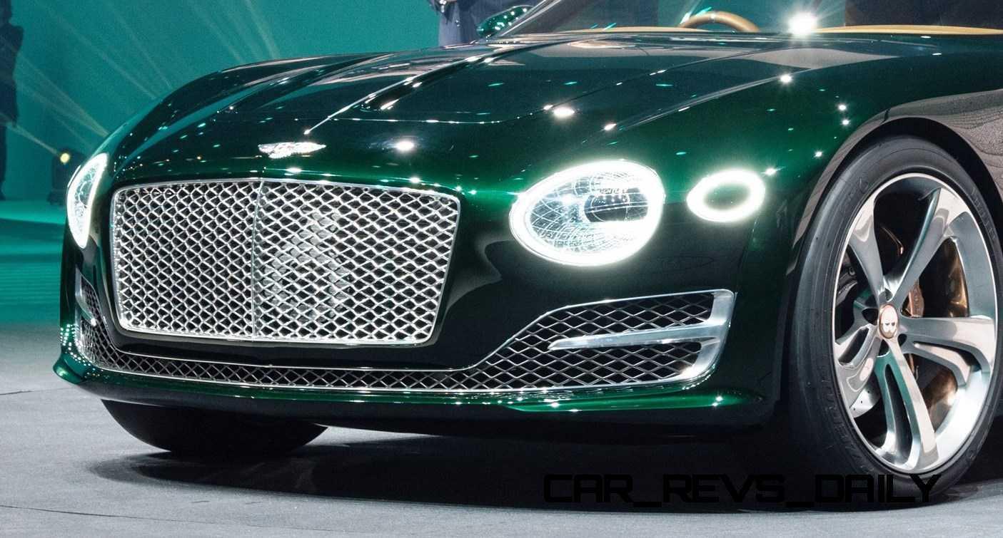 2015 Bentley EXP10 Speed6 Concept 11