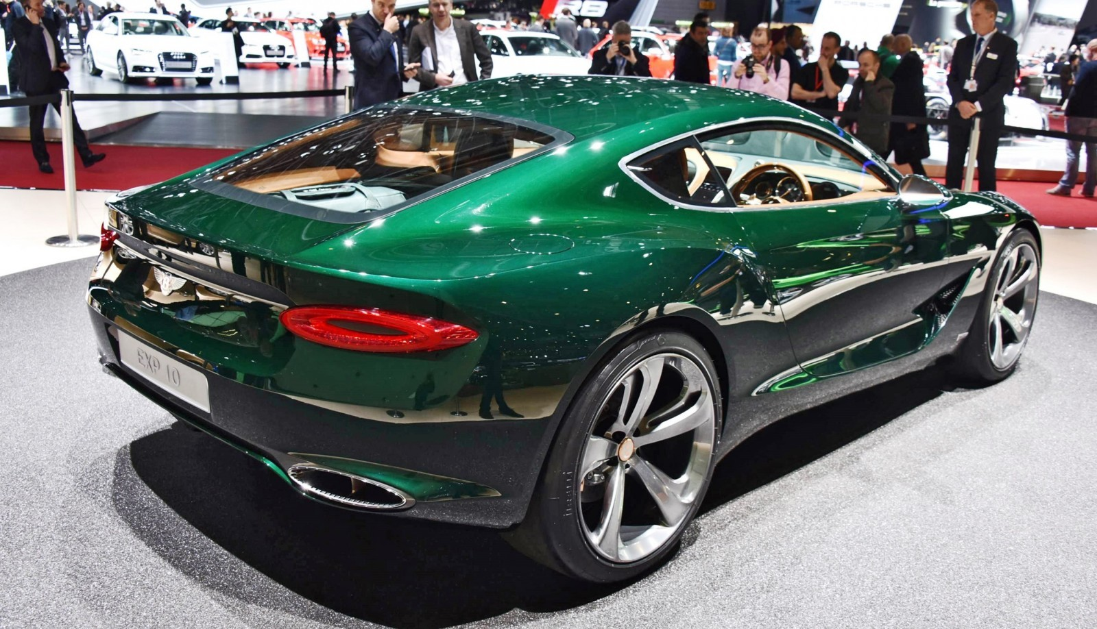 2015 Bentley EXP10 Speed6 Concept 11