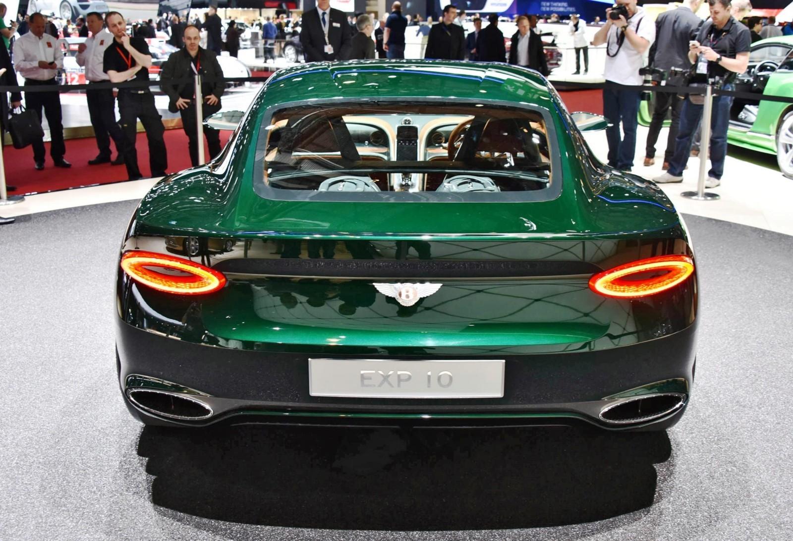 2015 Bentley EXP10 Speed6 Concept 14