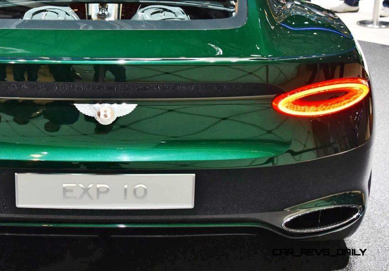 2015 Bentley EXP10 Speed6 Concept 15