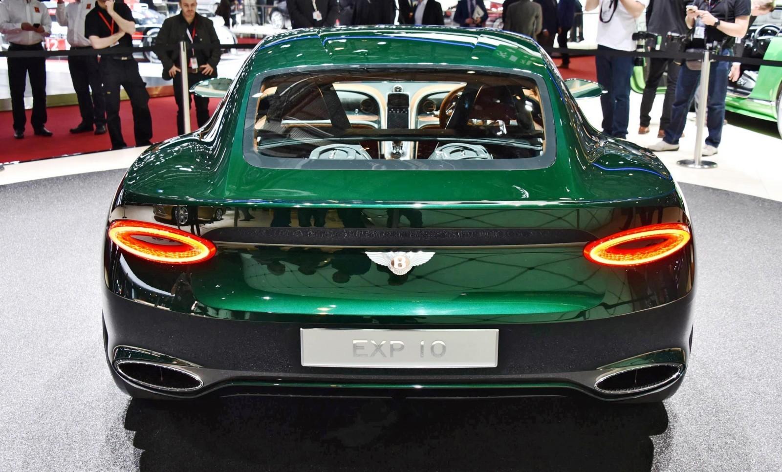 2015 Bentley EXP10 Speed6 Concept 16