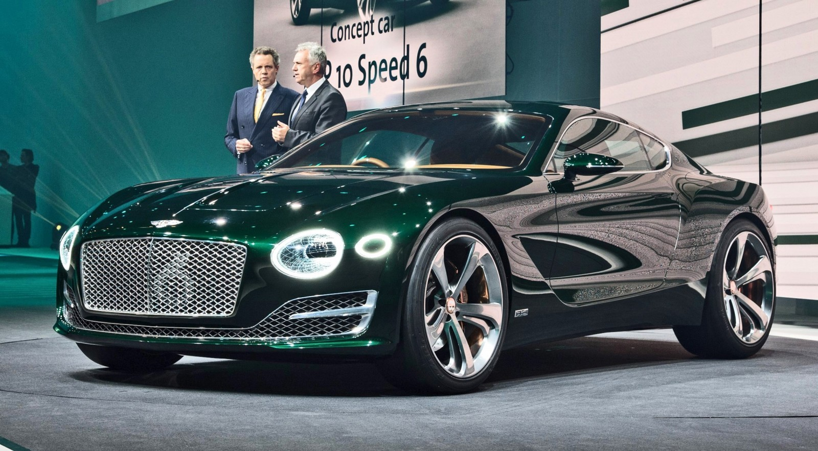 2015 Bentley EXP10 Speed6 Concept 2