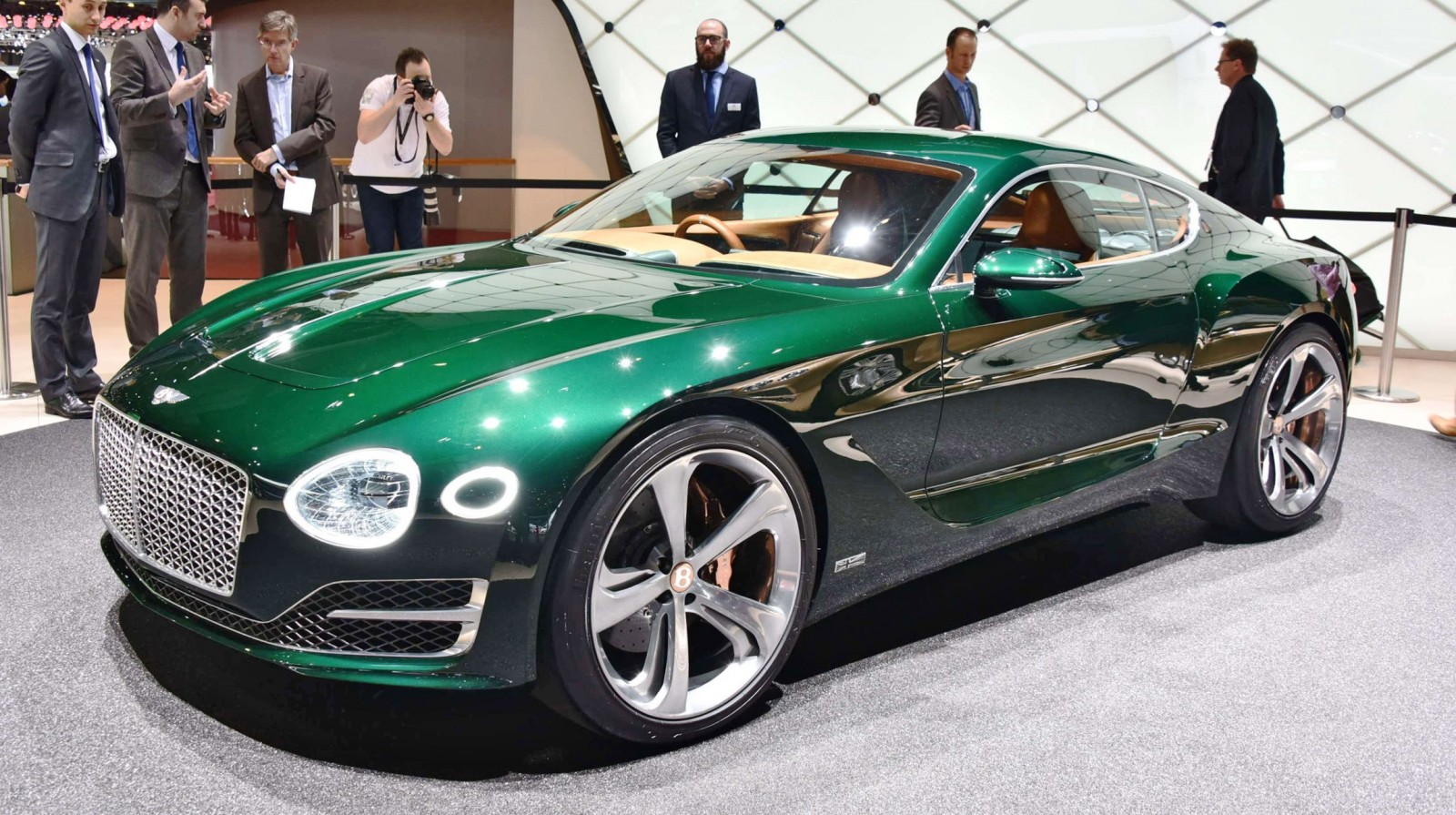 2015 Bentley EXP10 Speed6 Concept 20