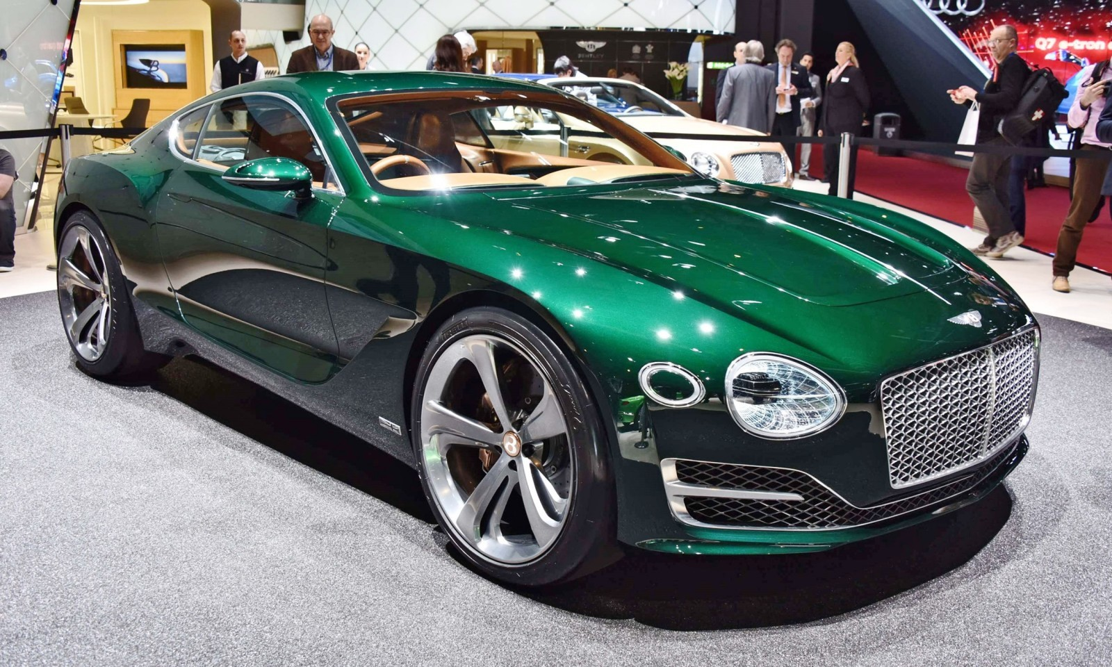 2015 Bentley EXP10 Speed6 Concept 4