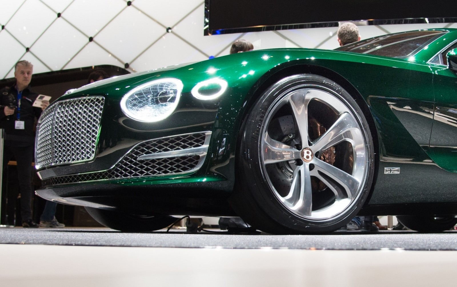 2015 Bentley EXP10 Speed6 Concept 5