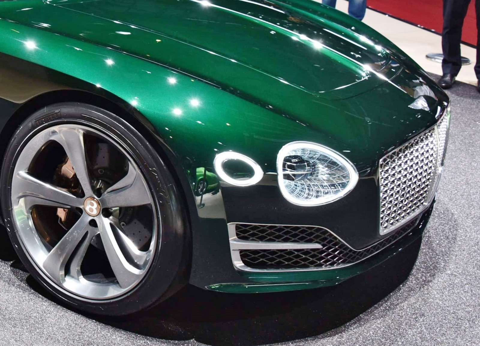 2015 Bentley EXP10 Speed6 Concept 6