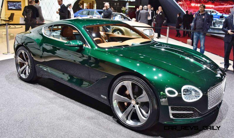 2015 Bentley EXP10 Speed6 Concept 7
