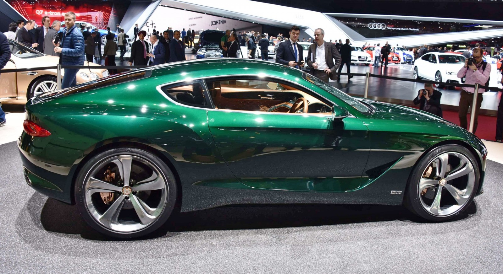 2015 Bentley EXP10 Speed6 Concept 9