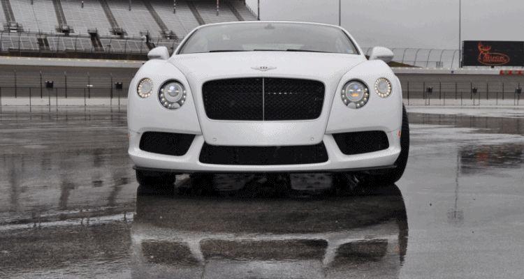 2015 Bentley GTV8S