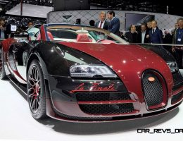 Update2 – 2015 Bugatti VEYRON FINALE Goes Out On Top – Fastest Car Ever Made