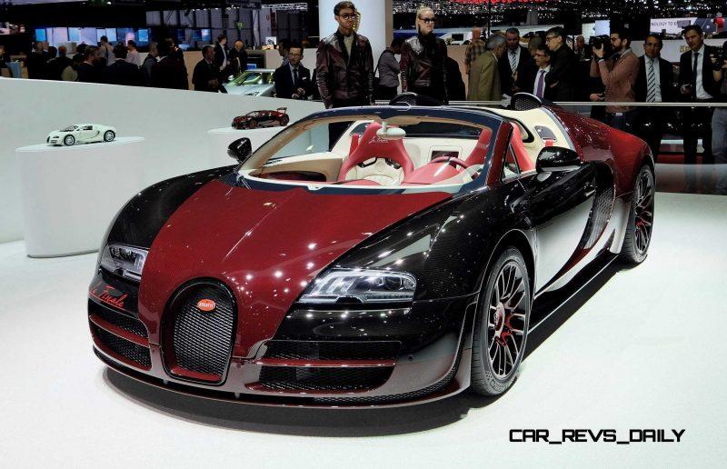 2015 Bugatti VEYRON FINALE 1
