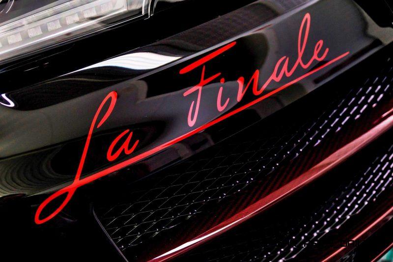 2015 Bugatti VEYRON FINALE 16