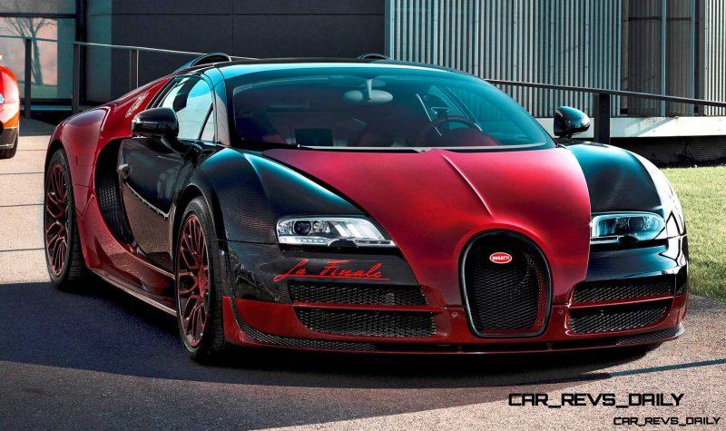 2015 Bugatti VEYRON FINALE 2