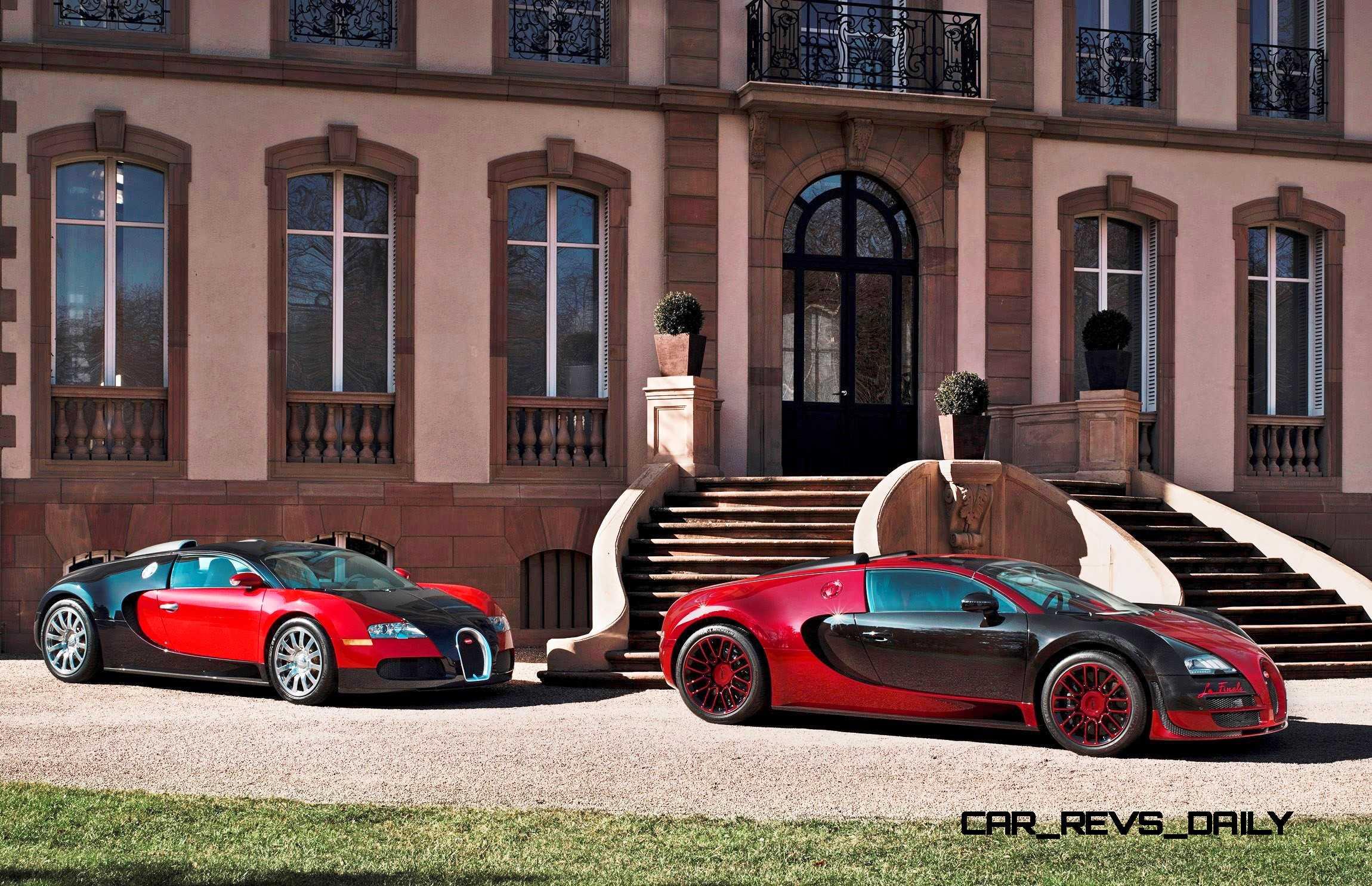 Elegant 2015 Bugatti VEYRON FINALE 6 ...