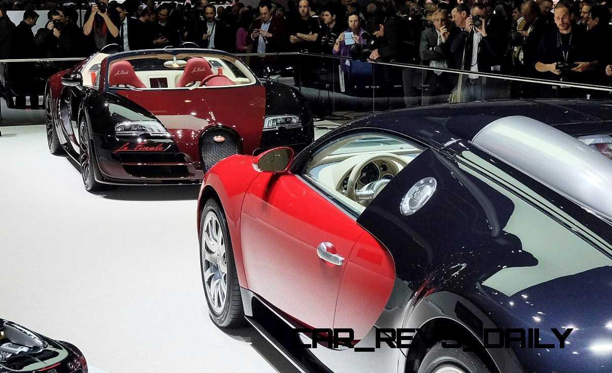 ... 2015 Bugatti VEYRON FINALE 6 ...