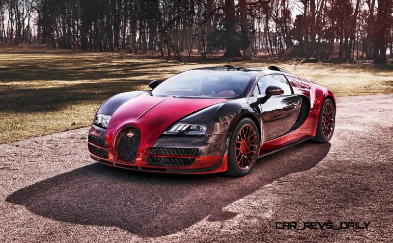 2015 Bugatti VEYRON FINALE 8