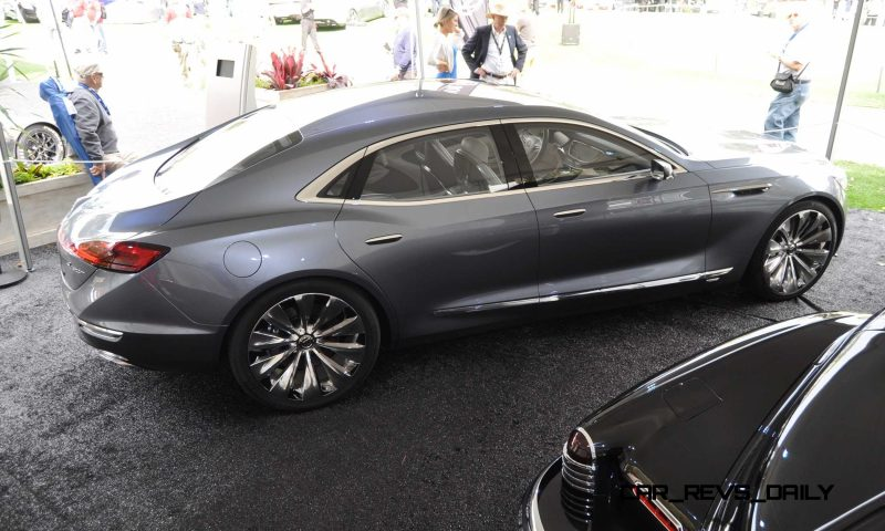 2015 Buick Avenir Concept with Y-Job in Amelia Island 11