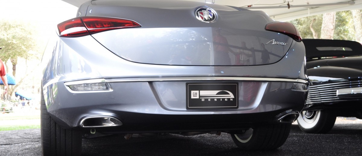 2015 Buick Avenir Concept with Y-Job in Amelia Island 15