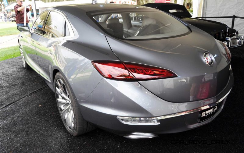 2015 Buick Avenir Concept with Y-Job in Amelia Island 16
