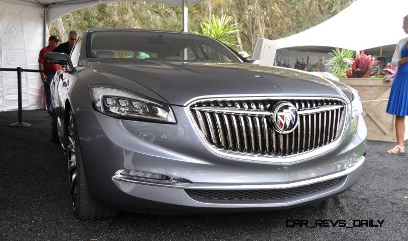 2015 Buick Avenir Concept with Y-Job in Amelia Island 20