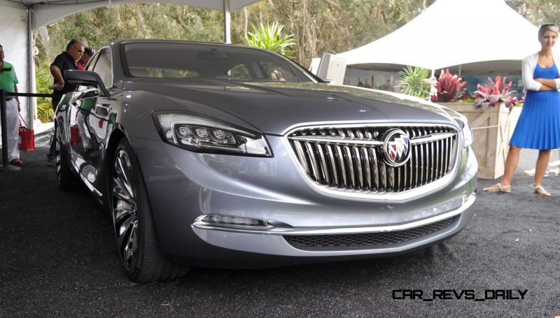 2015 Buick Avenir Concept with Y-Job in Amelia Island 22