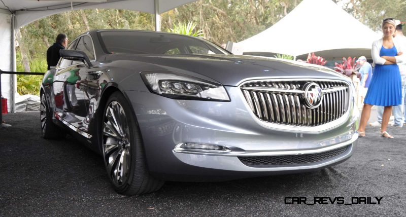 2015 Buick Avenir Concept with Y-Job in Amelia Island 23