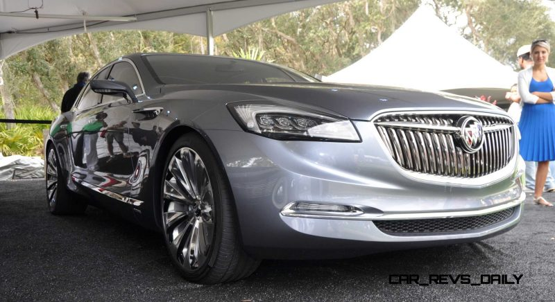 2015 Buick Avenir Concept with Y-Job in Amelia Island 24