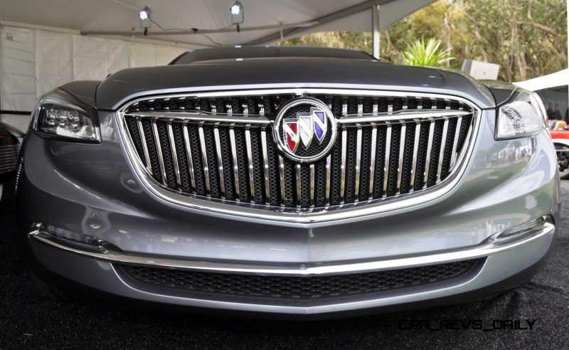 2015 Buick Avenir Concept with Y-Job in Amelia Island 25