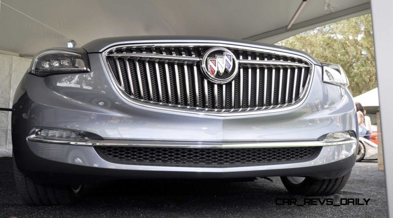 2015 Buick Avenir Concept with Y-Job in Amelia Island 26