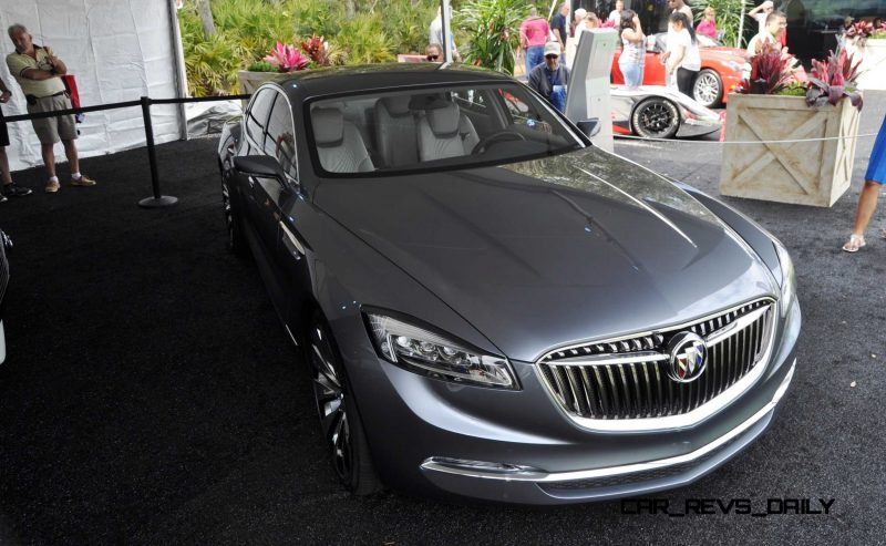 2015 Buick Avenir Concept with Y-Job in Amelia Island 29