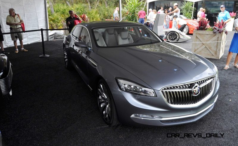 2015 Buick Avenir Concept with Y-Job in Amelia Island 30