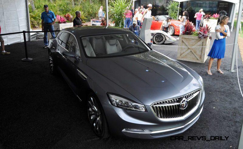 2015 Buick Avenir Concept with Y-Job in Amelia Island 32