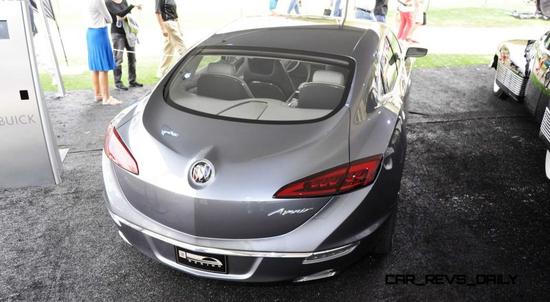 2015 Buick Avenir Concept with Y-Job in Amelia Island 5