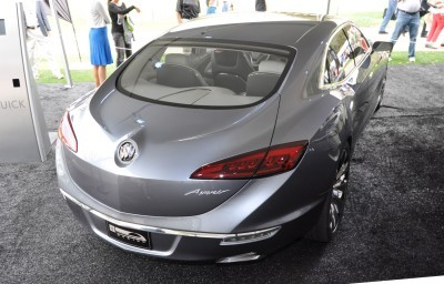 2015 Buick Avenir Concept with Y-Job in Amelia Island 6