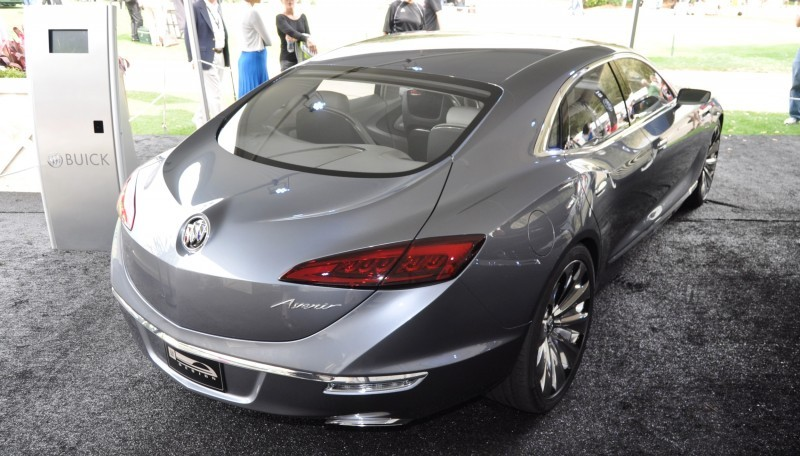 2015 Buick Avenir Concept with Y-Job in Amelia Island 7