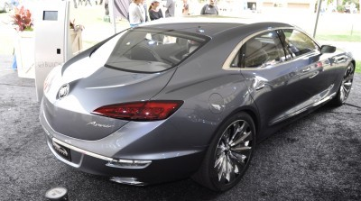 2015 Buick Avenir Concept with Y-Job in Amelia Island 8
