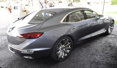 2015 Buick Avenir Concept with Y-Job in Amelia Island 9