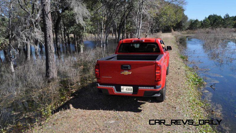 2015 Chevrolet Colorado Z71 101