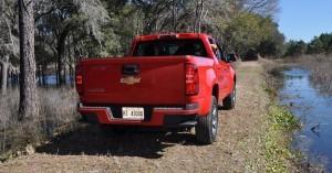 2015 Chevrolet Colorado Z71 104
